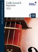 Cello Repertoire 6 - 2013 Edition VC6