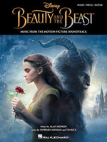 Beauty and the Beast - Music from the Motion Picture Soundtrack P/V/G