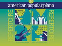 American Popular Piano - Preparatory Level – Repertoire