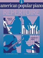 American Popular Piano -Level One – Repertoire