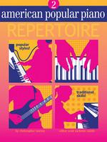 American Popular Piano - Level Two – Repertoire