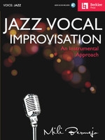 Jazz Vocal Improvisation - An Instrumental Approach