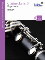 Clarinet Repertoire 3 2014 Edition