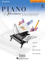 Piano Adventures® Level 2A – Theory Book – 2nd Edition