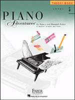 Piano Adventures® Level 5 – Theory Book