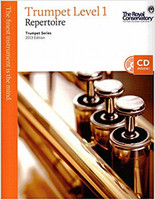 Trumpet Level 1 Repertoire - 2013 Edition  BT1