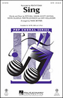 Sing - SATB - Pop Choral Series