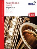 Saxophone Repertoire 2, Saxophone Series, 2014 Edition