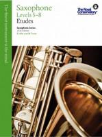 Saxophone Etudes Levels 5-8, Saxophone Series, 2014 Edition WSS2