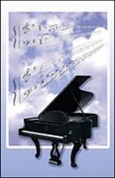 Recital Program #77 - Piano & Clouds - 25 Pkg