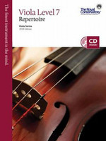 Viola Level 7 Repertoire, Viola Series, 2013 Edition VA7
