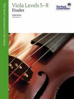 Viola Etudes Levels 5-8, Viola Series, 2013 Edition VAS2