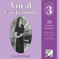 Vocal Ear Training Level 3 VET703