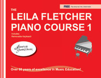 Leila Fletcher Piano Course Book 1