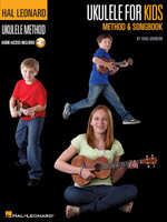Ukulele for Kids Method & Songbook