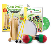 Alfred's Kid's Drum Course Starter Pack