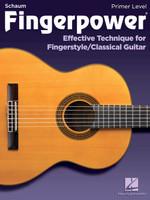 Fingerpower – Primer Level  - Effective Technique for Fingerstyle/Classical Guitar