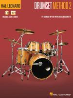 Hal Leonard Drumset Method - Book 2