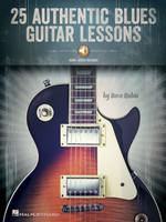 25 Authentic Blues Guitar Lessons