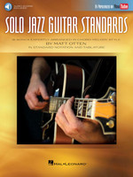 Solo Jazz Guitar Standards