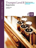 Trumpet Repertoire 8 - 2013 Edition BT8