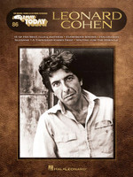 Leonard Cohen E-Z Play Today