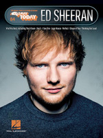 Ed Sheeran E-Z Play® Today