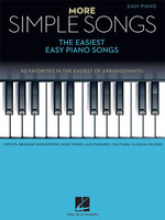 More Simple Songs - The Easiest Easy Piano Songs