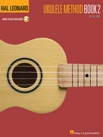 Hal Leonard Ukulele Method Book 2 & Online Audio