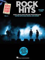 Rock Hits - Rock Band Camp - Volume 4 - Book/2-CD Pack
