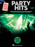 Party Hits - Rock Band Camp Volume 6 - Book/2-CD Pack