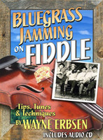Bluegrass Jamming on Fiddle