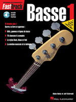 FastTrack Bass Method – Book 1 - French Edition