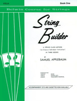 String Builder, Book I - Violin