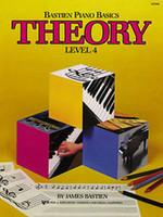Bastien Piano Basics: Theory - Level 4