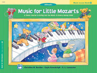 Music for Little Mozarts: Music Lesson Book 2