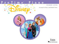 PreTime® Piano Disney Primer Level