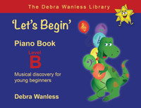 'Let's Begin' Piano Book Level B