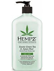 Hempz Exotic green tea and asian pear lotion