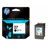 HP 27 Original Black Ink Cartridge (C8727AN, HP 27, C8727AE, HP27, C8727A)