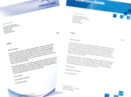 Free Letter Head Template