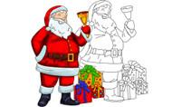 Free Printable Christmas Santa