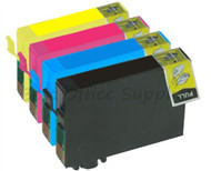 Epson 29XL Compatible Ink Cartridges Multipack - 4 Colour Black / Cyan / Magenta / Yellow T2996 STRAWBERRY INKS Cartridges (C13T29964012)