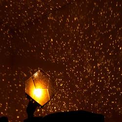 DIY Four Seasons Starry Sky Projectiing Light Set (DIYT000300) by IQCUBES.com