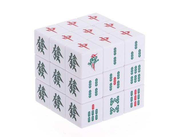 Chinese Mahjong IQ Cube (INNV008700) by IQCUBES.COM