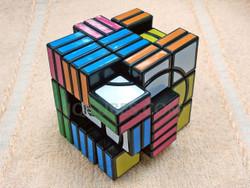 UnEven Rectangular 3x3x7 Deconstruction IQ Cube (INNV010200) by IQCUBES.COM