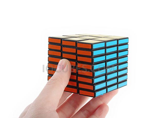 Rectangular 3x3x8 IQ EVEN Slices IQ Cube (IQBG007800) by IQCUBES.COM