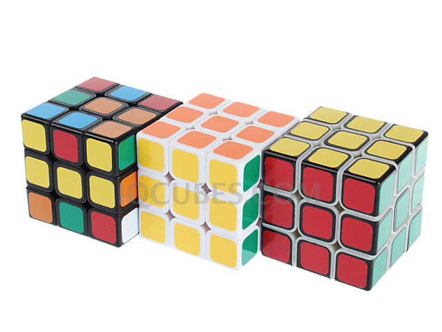 Competition Grade Smooth 3x3x3 IQ Cube (IQBG010500) by IQCUBES.COM