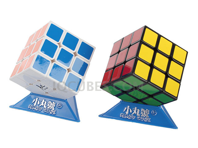 Professional Mechanism Adjustable Smooth 3x3x3 IQ Cube with Lubricant (IQBG010800) by IQCUBES.COM