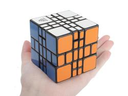 Mixing Cross Cubic 4x4x3 UnEven IQ Cube